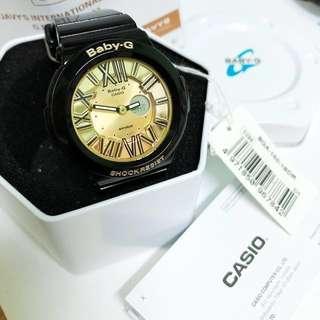 *全新*有保養 CASIO BABY-G BGA-160-1BDR 手錶 Watch