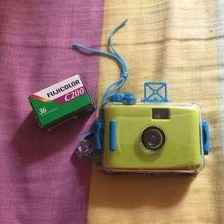 Underwater Lomo Camera + film
