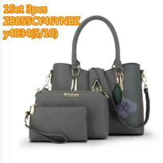 Women bag one set