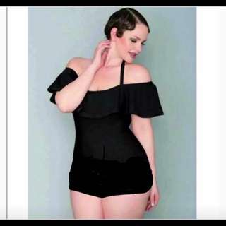 Plus Size SwimSuite