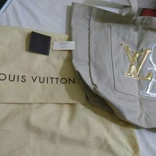 AUTHENTIC LV CANVASS Bag