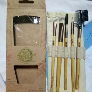 So Eco Eye Make Up Brush Made From UK