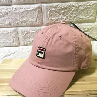 Fila Cap Pink/ Navy / White 100% authentic