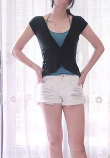 Neck Casual Top