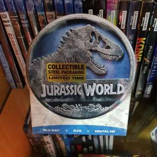 Jurassic World Blu-Ray - Region A