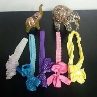 Baby Headband( Take all for Php100)