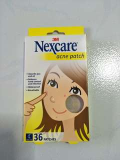 Acne Patch (3M - Nexcare) on sale.