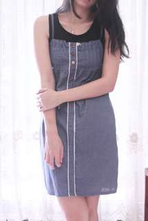 Jeans Dress (without inner)