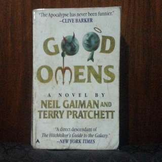 Good Omens [Neil Gaiman & Terry Pratchett]