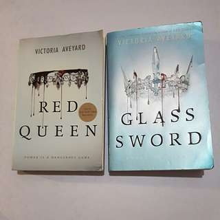 Red Queen Series - Victoria Aveyard