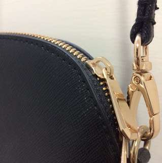 H&M SLING BAG BLACK