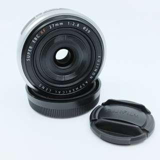 Fujifilm XF27mm F2.8