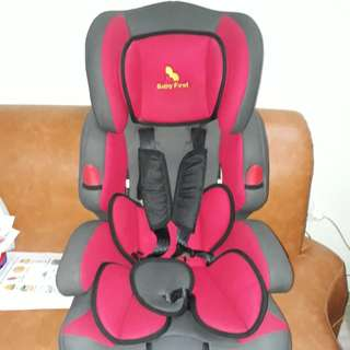 (REPRICE) BABY FIRST CAR SIT