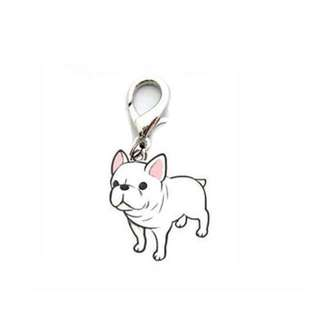 193-Assorted Dog Keychain