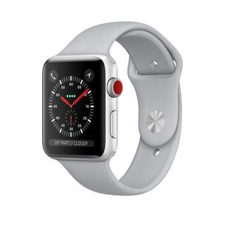 iwatch Series 3 - 42mm GPS + Cellular