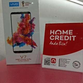 Kredit Vivo V7 Cicilan tanpa kartu kredit
