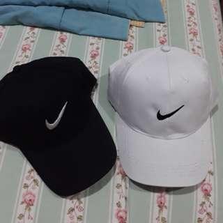 NIKE BASEBALL CAP 2 PCS
