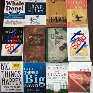 Used books ( Non-fiction)