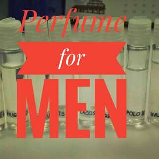 For Sale!!! Perfumes for Men and Women