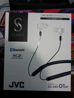 99%新 JVC SU-ARX01BT mmcx 藍牙 耳機線