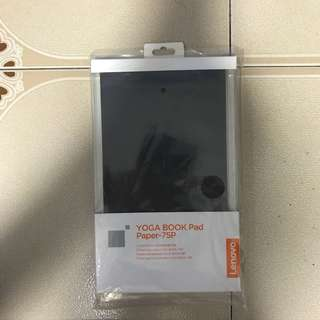Lenovo Yoga Book Pad Paper ( 15 x 5 = 75 piece )