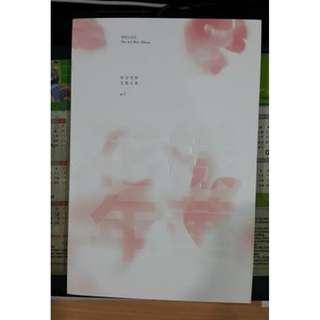 BTS ITMFL pink ver w/ Jin polaroid card