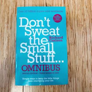 Don't Sweat the Small Stuff Omnibus