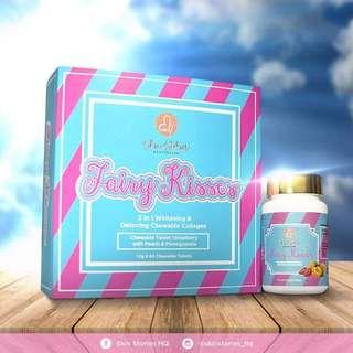 [Authentic] Fairy Kisses Chewable Tablet