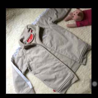 REPRICED to 100php!!!! Puma kid's Bomber jacket