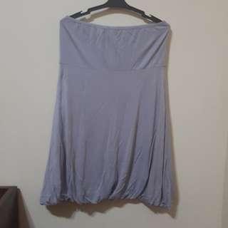 Tube dress or ballon skirt