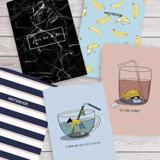 -SOLD- Assorted Monthly Planner