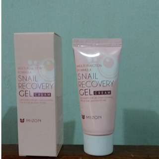 BRAND NEW Mizon  Snail Recovery Gel Cream