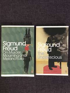 Sigmund Freud Books