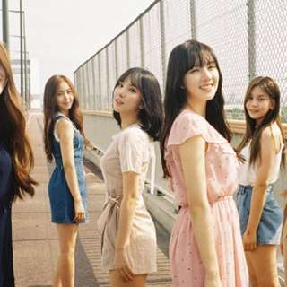 [PO] GFriend Japan Album (Gfriend 1st Best) - 今日から私たちは (from today, we...)