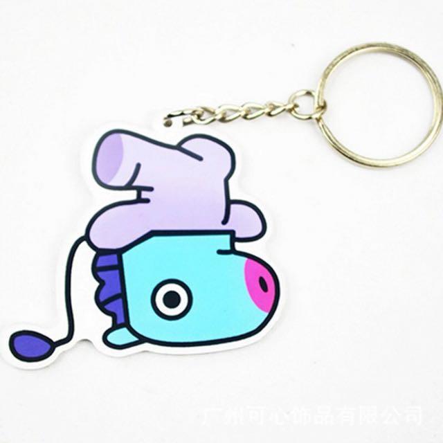 192-K-Pop BTS Keychain