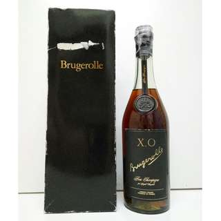 Brugerolle X.O. Fine Champagne 1990s
