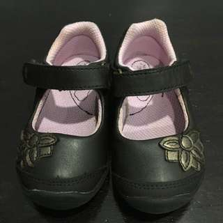 Stride Rite Brown Mary Janes