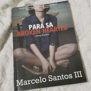 Marcelo Santos III - PARA SA BROKEN HEARTED