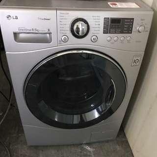 LG Direct Drive 8.5kg washing machine / washer