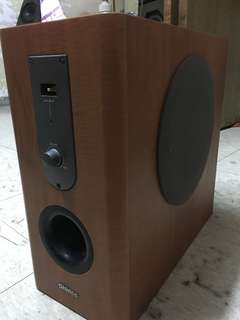 Shinco SL-750 Subwoofer