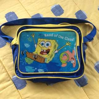Spongebob Kinder Sling Bag