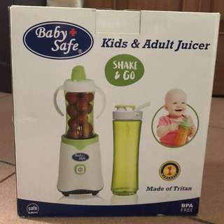 Adult & Baby Juicer