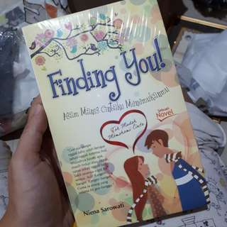 Novel Finding You!