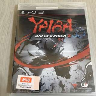 PS3 Yaiba Ninja Gaigen Z (Brand New)
