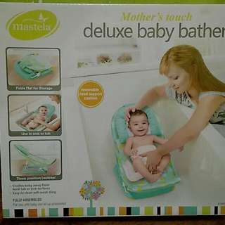 Mastela Baby Bather
