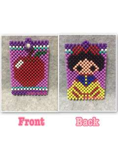 Handmade Card Holder (Beaded)