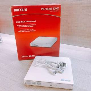 Buffalo Portable DVD