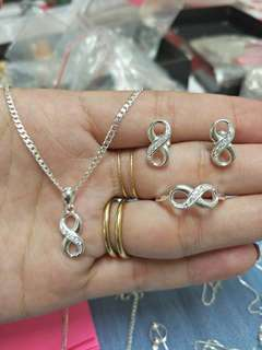 Lady Set (Necklace,Earings,Ring)