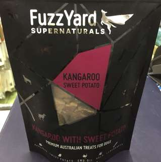 FuzzyYard Supernatural Freeze Dried