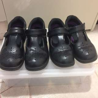 ‼️ Kids Leather School Shoes